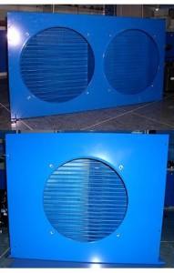 Конденсаторы воздушного охлаждения серия APX